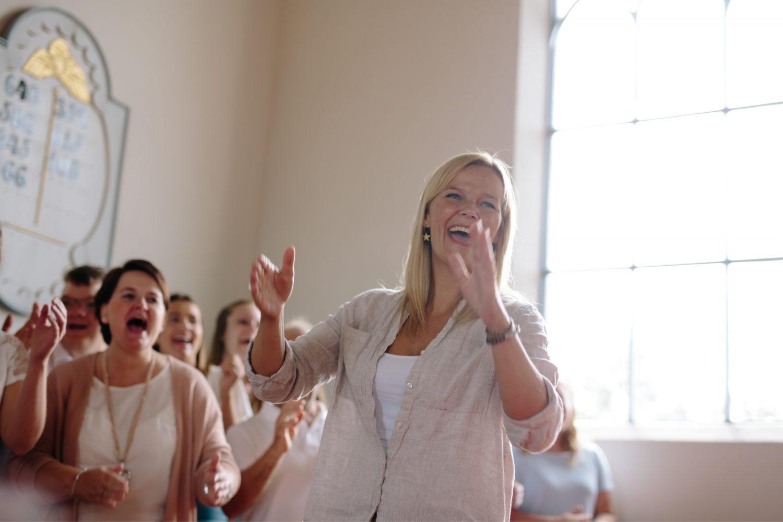 Gospel - Musikk, Bryllup i Asak kirke, Jeløy Radio, Norge