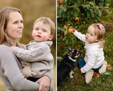 Familiefotografering, familiebilder, høstbilder, høst, høsten-5